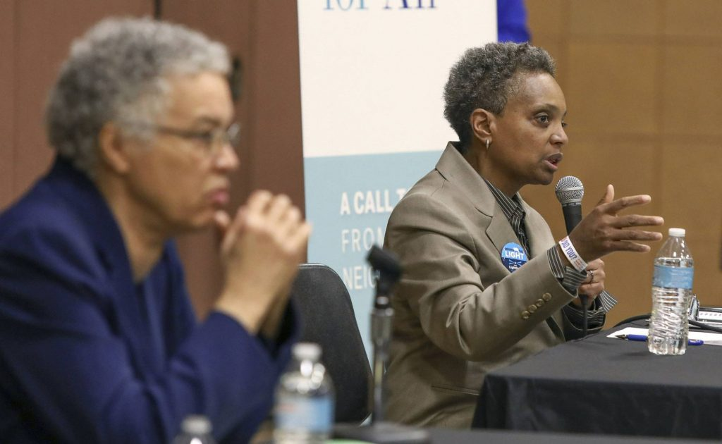 Chicago elige a su primera alcaldesa negra y gay - Lori Lightfoot