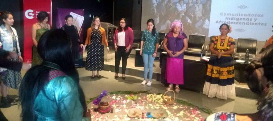 Crean la primera agencia de noticias de mujeres indígenas y afrodescendientes en América Latina