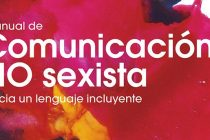 Manual de comunicación no sexista. Hacia un lenguaje incluyente