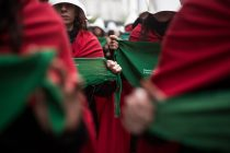 """Que sea ley: el documental """"ultra verde"""" que llevará el grito de #AbortoLegalYa a Cannes"""