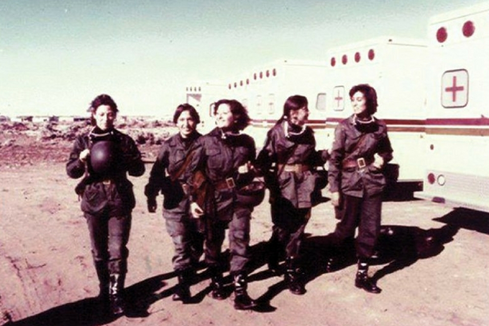 Por qué se silenció el rol de las mujeres en la guerra de Malvinas? - Diario Digital Femenino