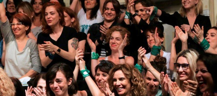 Actrices Argentinas: un año de sororidad en escena