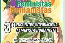 3° Encuentro Internacional Feminista Humanista
