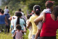 """Eileen Truax: """"Todas las violencias que pueda sufrir una mujer las sufren las mujeres migrantes"""""""