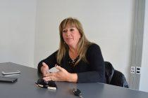 Miriam Rosas: «Estar en la Base Marambio fue una experiencia única»