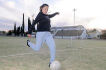 Marcela Castro, la «Maca Sánchez» del fútbol femenino pampeano