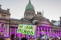En Argentina se comete un femicidio cada 33 horas