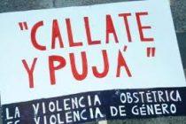 """""""La violencia obstétrica se puede y se debe denunciar"""""""