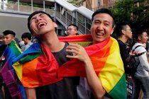 Legalizaron el matrimonio gay en Taiwán y se convirtió en el primer país asiático en hacerlo