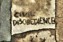 Desobediencia de leyes injustas