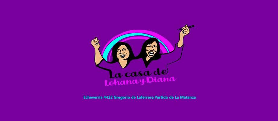 La casa de Lohana y Diana, un nuevo punto de encuentro para la comunidad travesti y trans