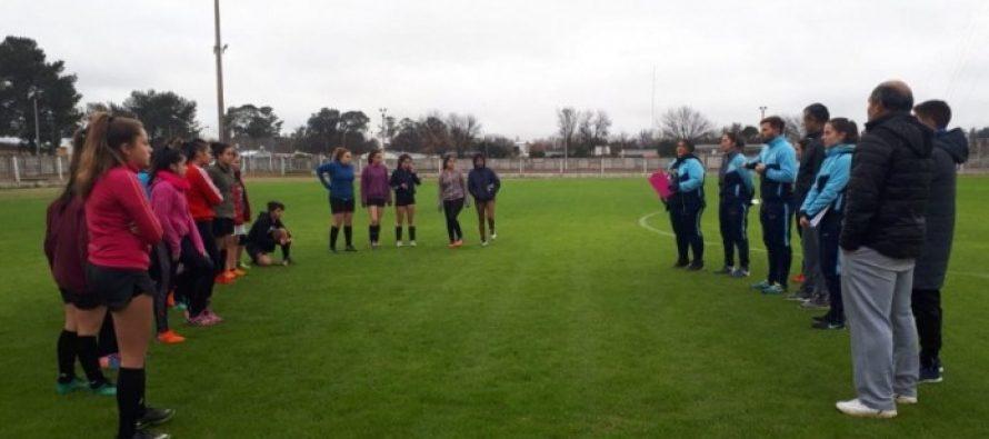 El fútbol femenino dirá presente en los Juegos de la Araucanía
