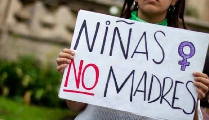 #NiñasNoMadres: paremos la tortura en América Latina