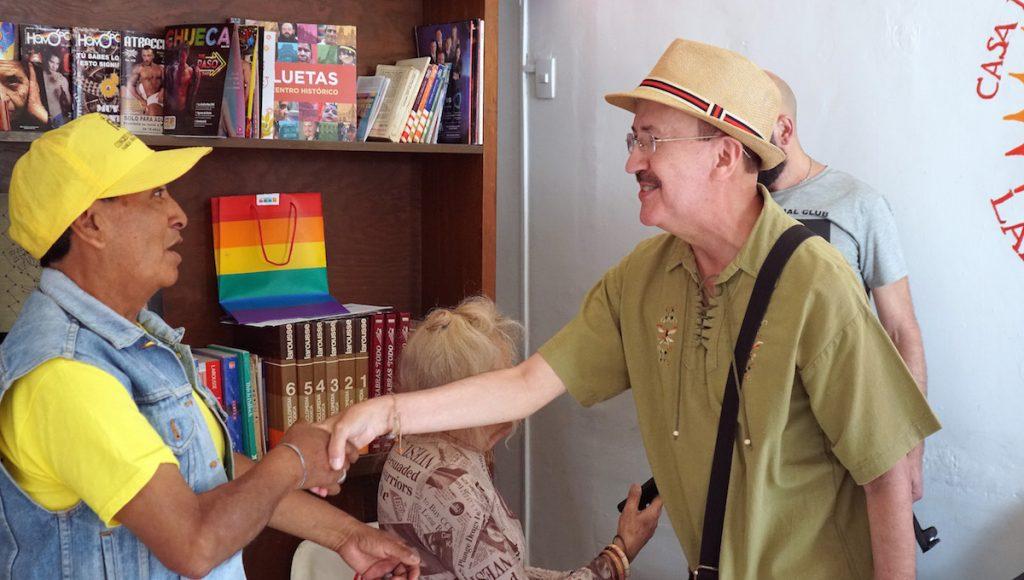 "Un hogar para adultos mayores LGBT+: ""Ya no queremos ser invisibles"""