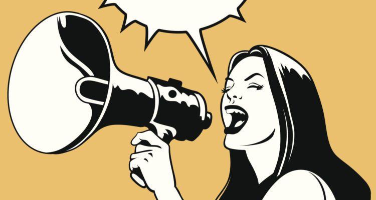Un reclamo por feministas en las listas