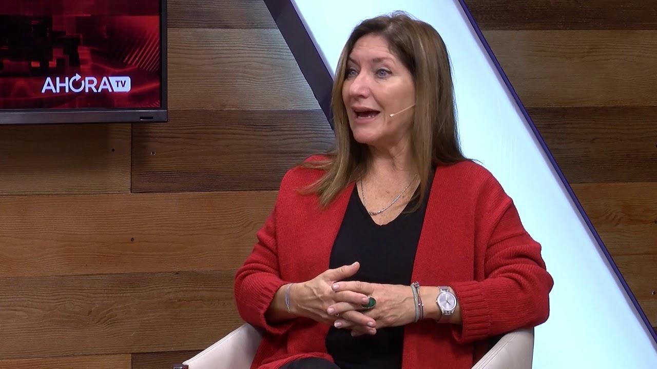 """Sandra Míguez: """"El Libro es es un reconocimiento al trabajo de la Asamblea de Mujeres, Lesbianas, Travestis y Trans"""""""