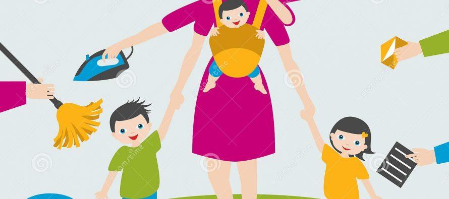 ONU: El 84% de las familias con un progenitor está en manos de mujeres