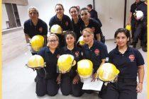 Bomberas Voluntarias. 25 de Mayo: un cuartel conformado por mujeres