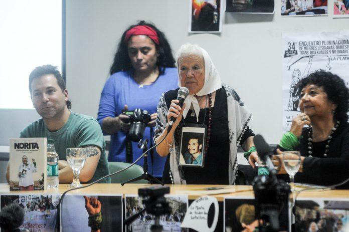 """""""Soy una piba de barrio"""", dijo Norita en la presentación de su biografía"""