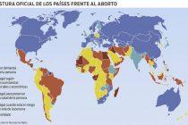 El 41% de las mujeres en edad reproductiva vive en países donde el aborto es ilegal o está restringido