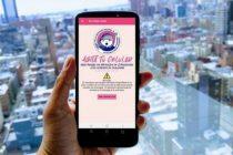 Una app local contra la violencia hacia las mujeres, distinguida a nivel mundial