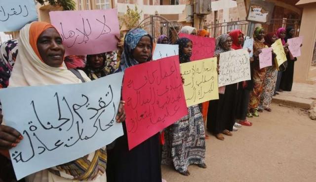 La revolución de las mujeres de Sudán