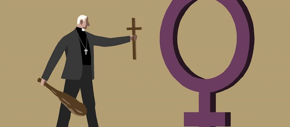 """Nancy Cardoso: """"La América Latina feminista que queremos no va a ser posible sin las mujeres pobres que hoy encuentran refugio en la religión"""""""