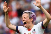 """""""La FIFA ni siquiera lo pensó… ese es el problema"""": Megan Rapinoe"""