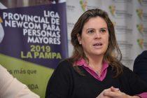 """Fernanda Alonso: """"La política y el espacio que ocupaba me definieron la vocación"""""""