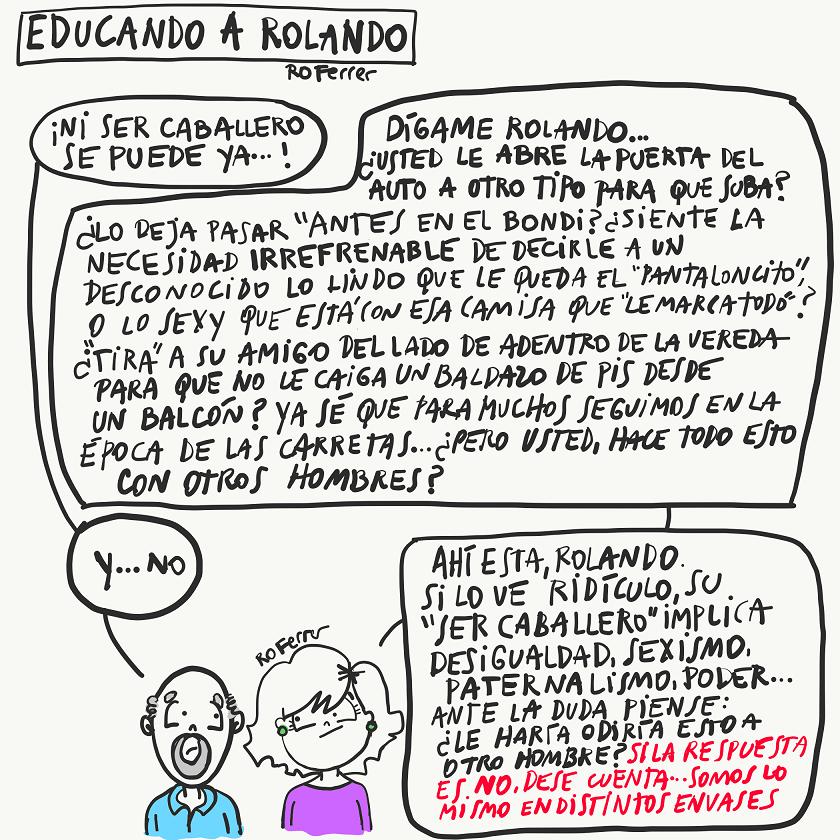 Ro Ferrer: el Amor romántico es PURO CUENTO
