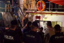 Carola Rackete, detenida por salvar a 52 personas de un naufragio