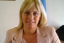 Paula Grotto, la primera viceintendenta de Santa Rosa