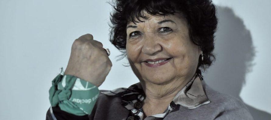 """Dora Barrancos: """"Los varones deben ser feministos"""""""