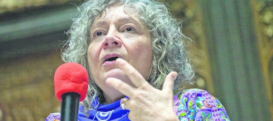 """Rita Segato: """"La violencia de género es la primera escuela de todas las otras formas de violencia"""""""