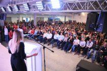"""Cristina Kirchner convocó  a """"cuidar todo lo logrado en La Pampa"""""""