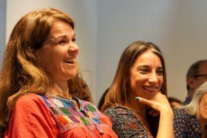Las otras autoras: María Pía Pawlowicz y Jorgelina Di Iorio