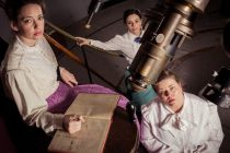 Tres mujeres que cambiaron la forma en la que entendemos el universo