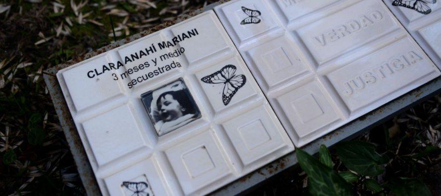 A un año de su partida, realizaron un emotivo homenaje a Chicha Mariani