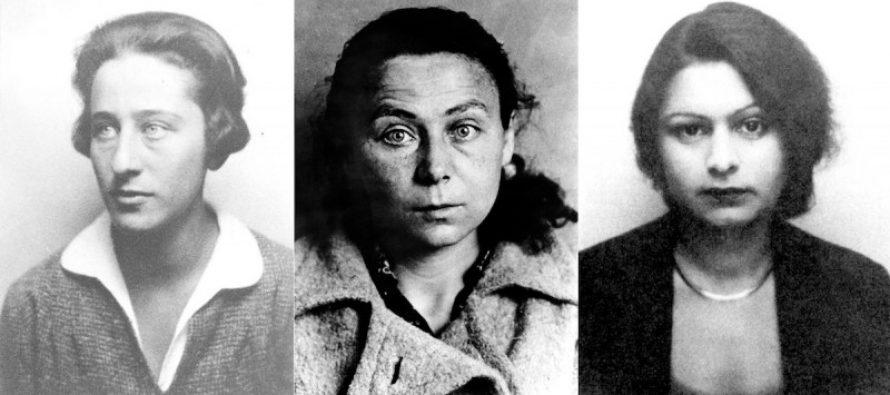 Mujeres atrevidas en tiempos del nazismo