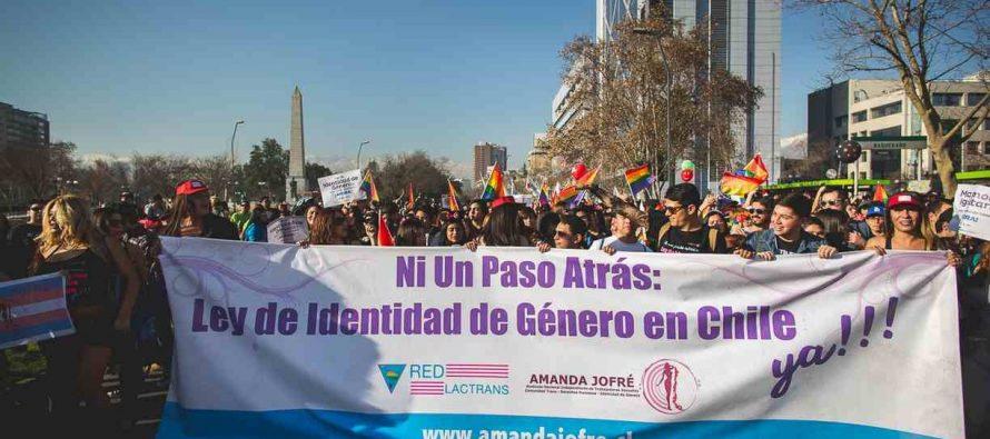 Ley de identidad de género chilena entrará en vigencia en 120 días