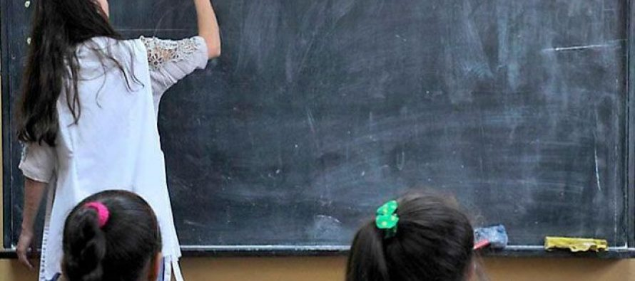 La crisis disparó la demanda de ingreso a la escuela pública