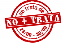 Se trata de NO + TRATA. Agenda de actividades