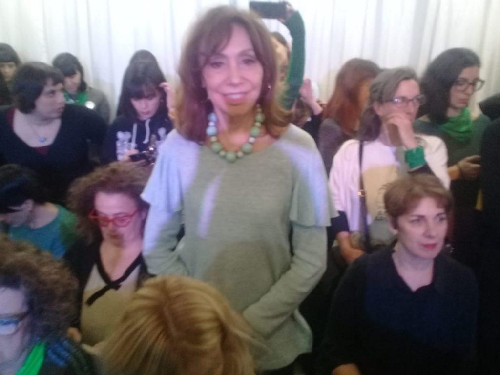 """Marta Bianchi: """"no estoy exenta de nada, soy una mujer"""""""