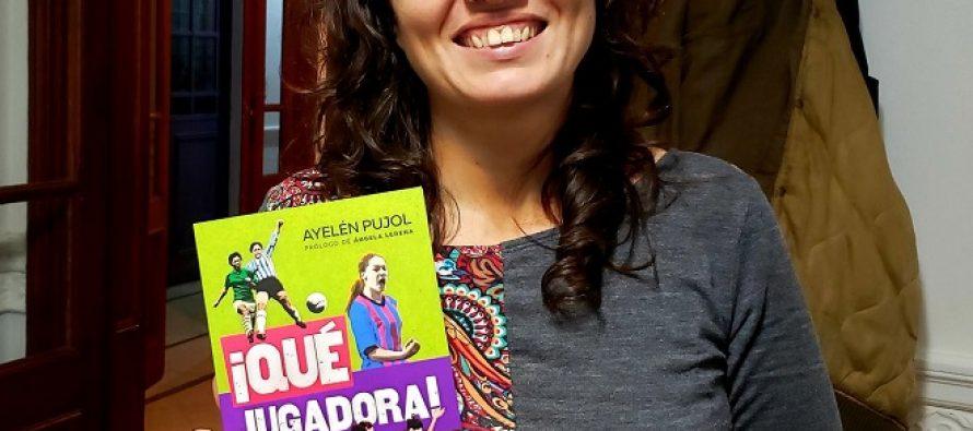 Presentan libro sobre la historia del fútbol femenino