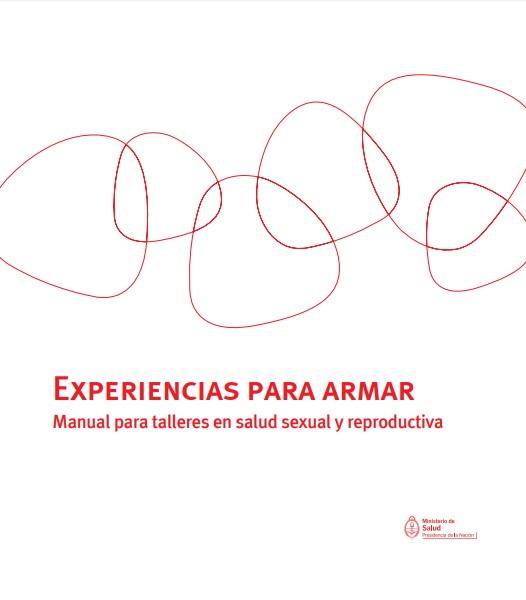 Experiencias para armar, Manual para talleres de Salud Sexual y Reproductiva