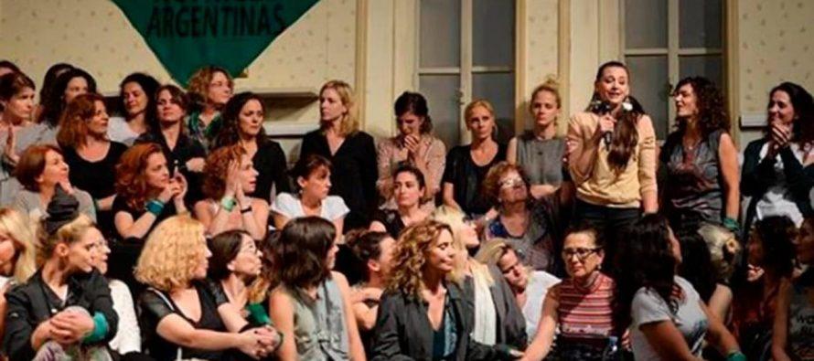 Actrices Argentinas acompañará una nueva denuncia por acoso sexual y maltrato en el ámbito de la cultura