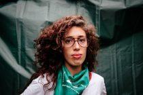 Paula Maffía: «La ley de cupo femenino en festivales es una llamada a la razón de la gente necia»