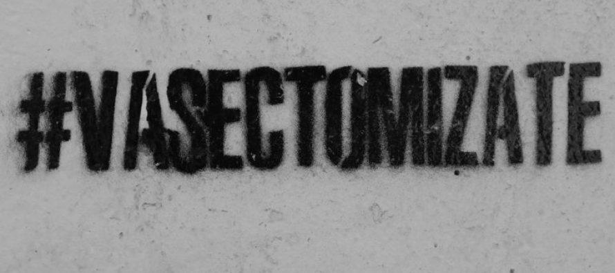 Derechos sexuales: googlea vasectomía