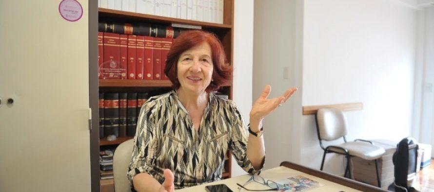 """Magui Bellotti: """"Pensar que en 1986 éramos mil mujeres y ahora tal vez seamos casi doscientas mil"""""""