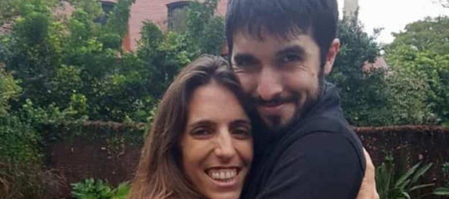 La nieta 129 y el anhelado encuentro con su hermano uruguayo